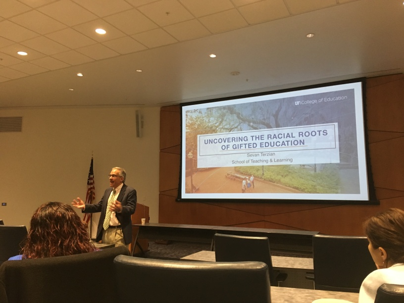 4th Annual College of Education Research Symposium 2019